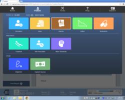 TrakStar™ Cloud Screen