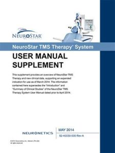 User Manual Supplement