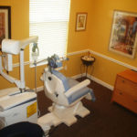 NeuroStar TMS therapy treatment room